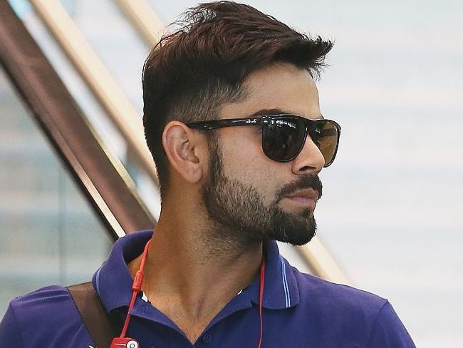virat koholi hair style 15 best virat kohli hairstyles you should try 9130
